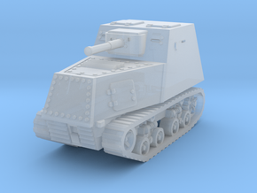 KhTZ 16 Tank 1/144 in Smooth Fine Detail Plastic