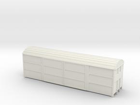 VR Gbln koppa (H0) in White Natural Versatile Plastic
