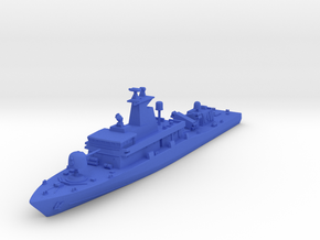 62m Super Vita, Roussen Class in Blue Processed Versatile Plastic: 1:350