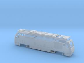 Euskotren TD2000 / FGC 255 in Smooth Fine Detail Plastic: 1:120 - TT