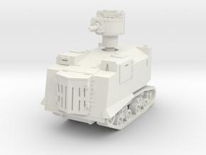 NI Odessa Tank 1/56 in White Natural Versatile Plastic