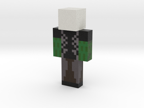 ScarClaw72   Minecraft toy in Natural Full Color Sandstone