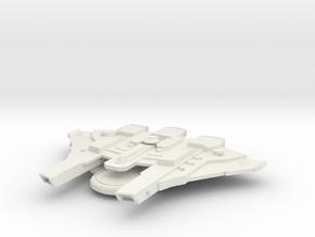 Ilporrui Emissary Envoy Class in White Natural Versatile Plastic
