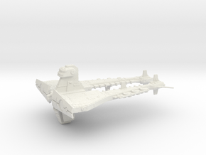 Demiurg Bastion Commerce Vessel in White Natural Versatile Plastic