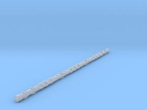 Rune Staff 1 in Smooth Fine Detail Plastic