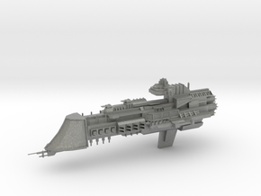 Mars class Cruiser in Gray Professional Plastic