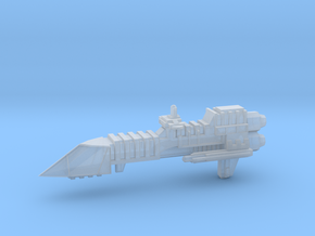Imperial Frigate - Concept C  in Smooth Fine Detail Plastic