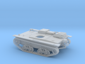 1/56th (28 mm) scale T-38 tank in Smooth Fine Detail Plastic