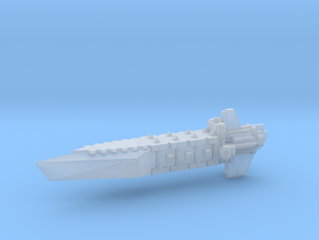 Chaos Renegade Escort Transport Ship in Smooth Fine Detail Plastic