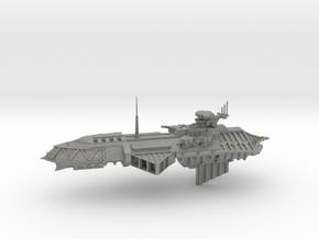Chaos Cruiser Concept - D  in Gray PA12