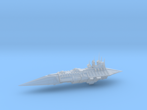 Chaos Cruiser Concept - I  in Smooth Fine Detail Plastic