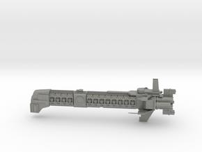 Adeptus Mechanicus Capital Ship - Concept C in Gray PA12