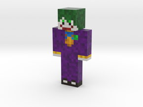 D4RK_FUN | Minecraft toy in Natural Full Color Sandstone