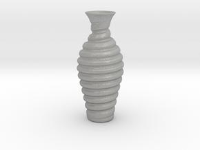 Vase-12 in Aluminum