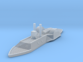 1/1000 USS Eastport in Smooth Fine Detail Plastic