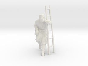 Printle C Homme 1576 - 1/32 - wob in White Natural Versatile Plastic
