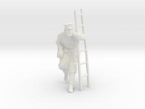 Printle C Homme 1576 - 1/32 - wob in White Natural Versatile Plastic