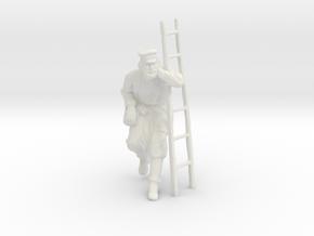 Printle C Homme 1576 - 1/12 - wob in White Natural Versatile Plastic