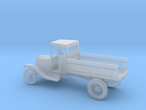 1/72 Scale Model T Open Truck in Smooth Fine Detail Plastic