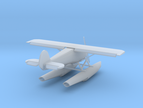 Sea Plane Z scale in Smooth Fine Detail Plastic