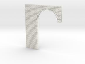 N Atlas Viaduct Arch Walls in White Natural Versatile Plastic