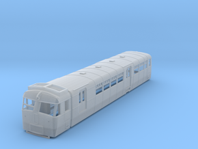 o-152fs-sligo-railcar-b in Smooth Fine Detail Plastic