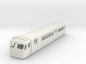 o-76-sligo-railcar-b in White Natural Versatile Plastic
