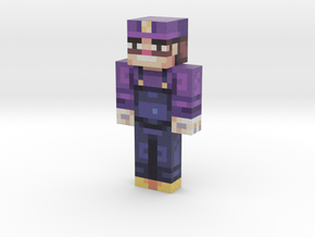 Copter07   Minecraft toy in Natural Full Color Sandstone