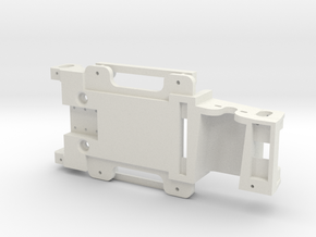 Chassis 124 3.5l 3,5l CSL Gruppe 5 13D in White Natural Versatile Plastic
