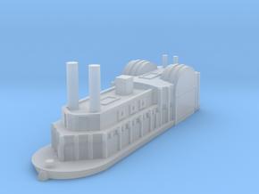 1/1000 USS Switzerland in Smooth Fine Detail Plastic