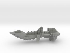 Navy Escort - Concept 1  in Gray PA12