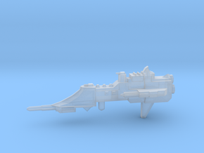 Firestorm Class Frigate in Smooth Fine Detail Plastic