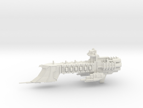 Navy Dauntless Class Escort - Generic  in White Natural Versatile Plastic