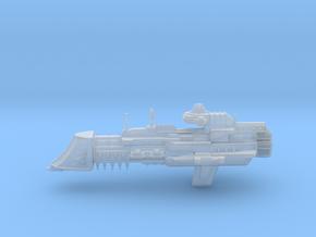 Navy Lunar Class Cruiser in Smooth Fine Detail Plastic