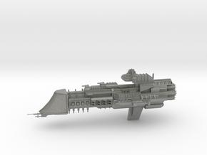 Mars Class Cruiser in Gray PA12