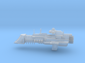 Dictator Class Cruiser in Smooth Fine Detail Plastic