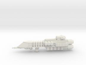 Imperial Escort - Concept 1  in White Natural Versatile Plastic