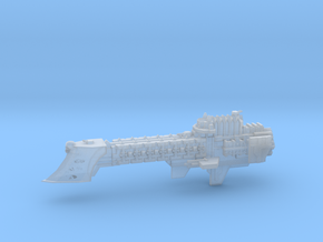 Imperial Frigate - Concept 2  in Smooth Fine Detail Plastic