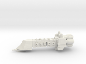 Imperial Legion Escort - Concept 1 in White Natural Versatile Plastic