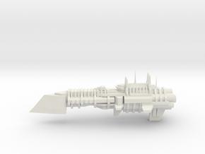 Imperial Legion Escort - Concept 2 in White Natural Versatile Plastic