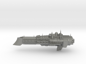 Imperial Legion Cruiser - Concept 7 in Gray PA12
