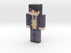WidthCow   Minecraft toy in Natural Full Color Sandstone