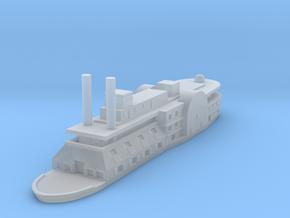 1/1200 USS Black Hawk in Smooth Fine Detail Plastic