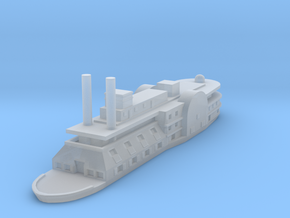 1/1000 USS Black Hawk in Smooth Fine Detail Plastic