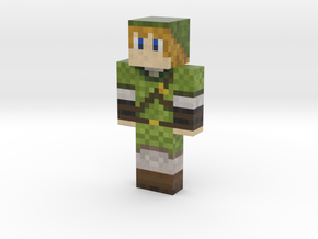 RabWaj | Minecraft toy in Natural Full Color Sandstone