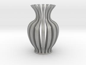 Vase-18 in Aluminum