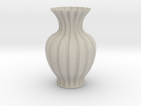 Vase-20 in Natural Sandstone