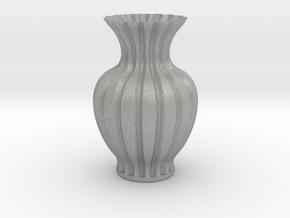 Vase-20 in Aluminum