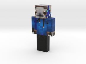 slothgaming sry i lied final   Minecraft toy in Natural Full Color Sandstone