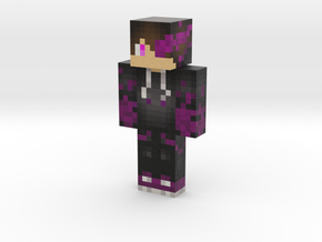 BlueFlare_ | Minecraft toy in Natural Full Color Sandstone